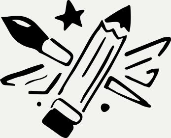 corsair artist doodle