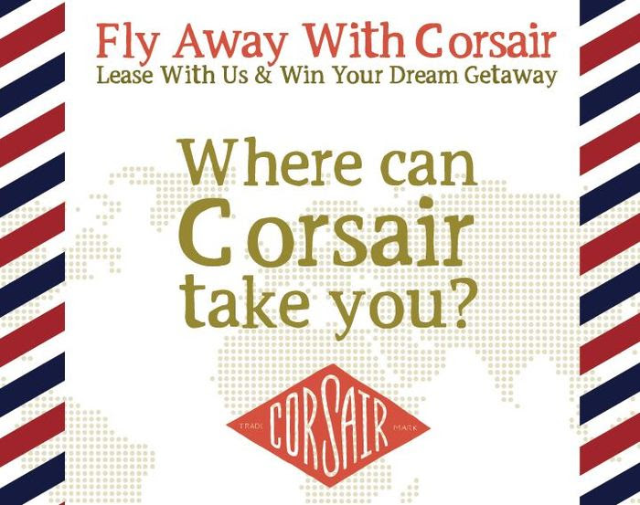 Fly away with us! post image