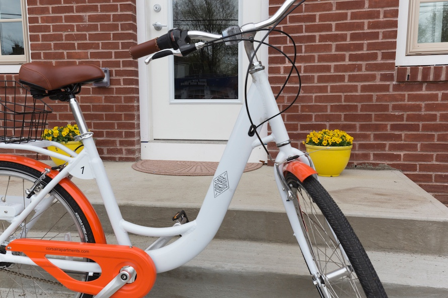 A new routine with your new apartment in New Haven—riding bikes! (A guide from Corsair) post image