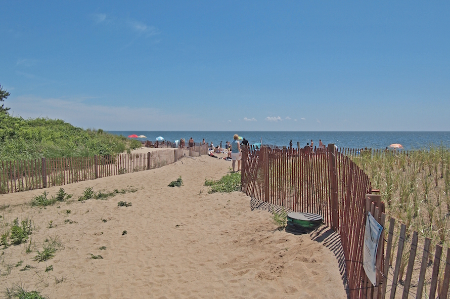 Hammonet Beach State Park In The Town Of Madison Is An Easy Trip From