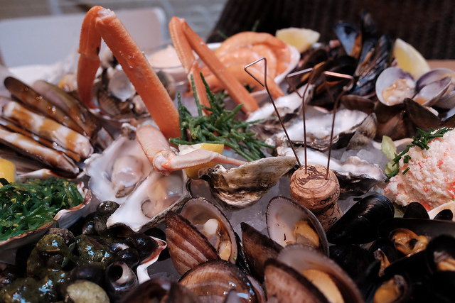 Try the seafood at this new restaurant near Corsair post image
