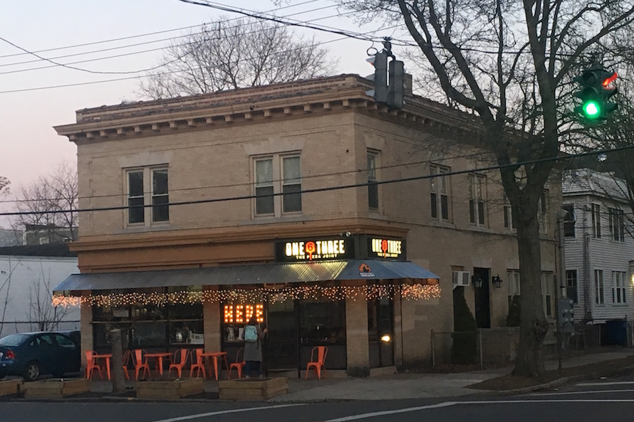 From their apartments in New Haven, East Rockers go to this pizza shop post image