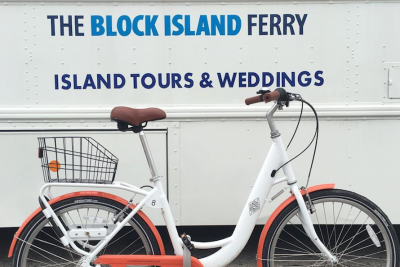 Ride your bike from Corsair to the train station and then hop on the ferry Block Island! Corsair, New Haven apartments, recommends this quick getaway and others.